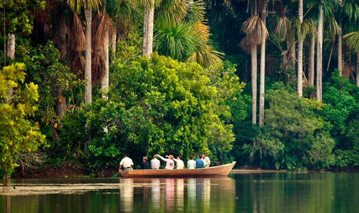 Turismo Nacional en Tambopata